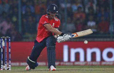 WT20 semi-final - England v New Zealand