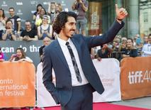 "Actor Dev Patel arrives for the premiere of the movie ""The Man Who Knew Infinity"" during the 40th Toronto International Film Festival in Toronto, Canada, September 17, 2015. TIFF runs from September 10 to 20.   REUTERS/Fred Thornhill"