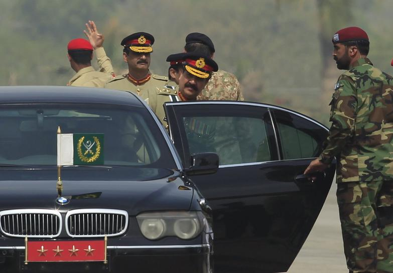 Pakistan army chief accuses India of undermining China investment