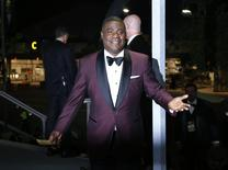Comedian Tracy Morgan attends the 67th Annual Primetime Emmy Awards Governors Ball in Los Angeles, California in this September 20, 2015 file photo. REUTERS/Mario Anzuoni/Files