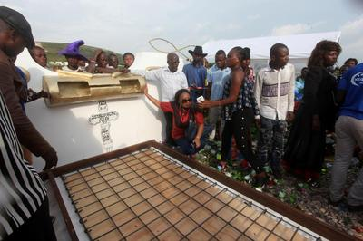 Congo lays to rest music and fashion legend Papa Wemba