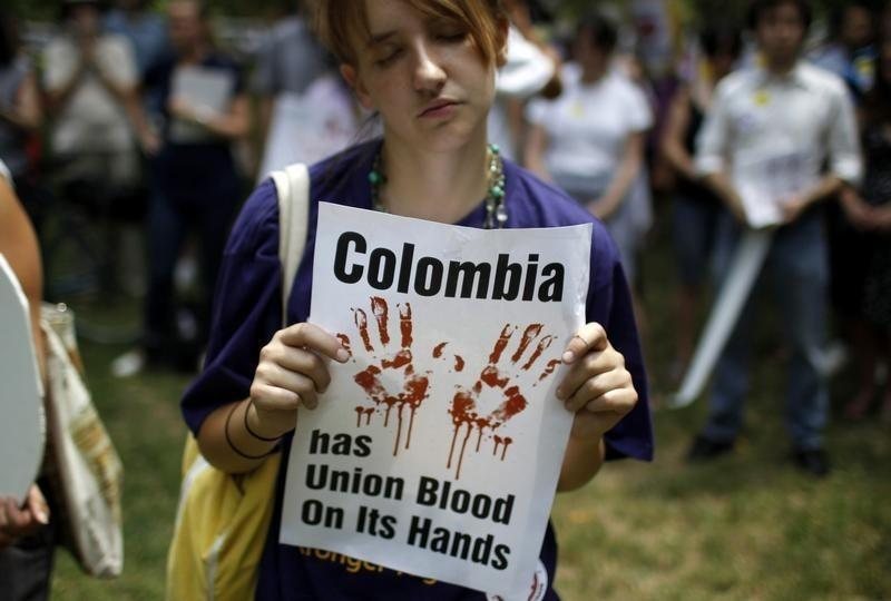 Colombia Not Enforcing Us Trade Deal Labor Standards Unions Reuters