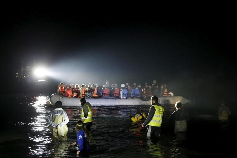 Smugglers made $5 billion - $6 billion off migrants to Europe in 2015 - Interpol