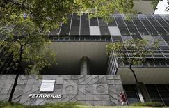 Sede da Petrobras no Rio de Janeiro   REUTERS/Sergio Moraes