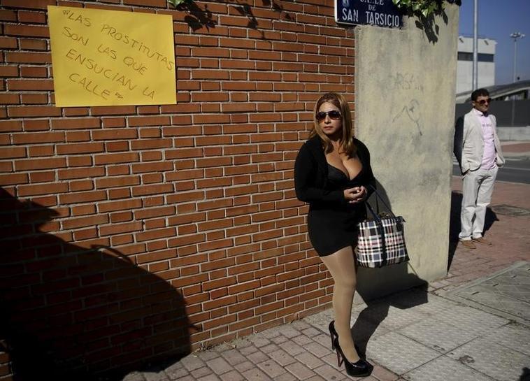 prostitutas particulares terrassa prostitutas indias madrid