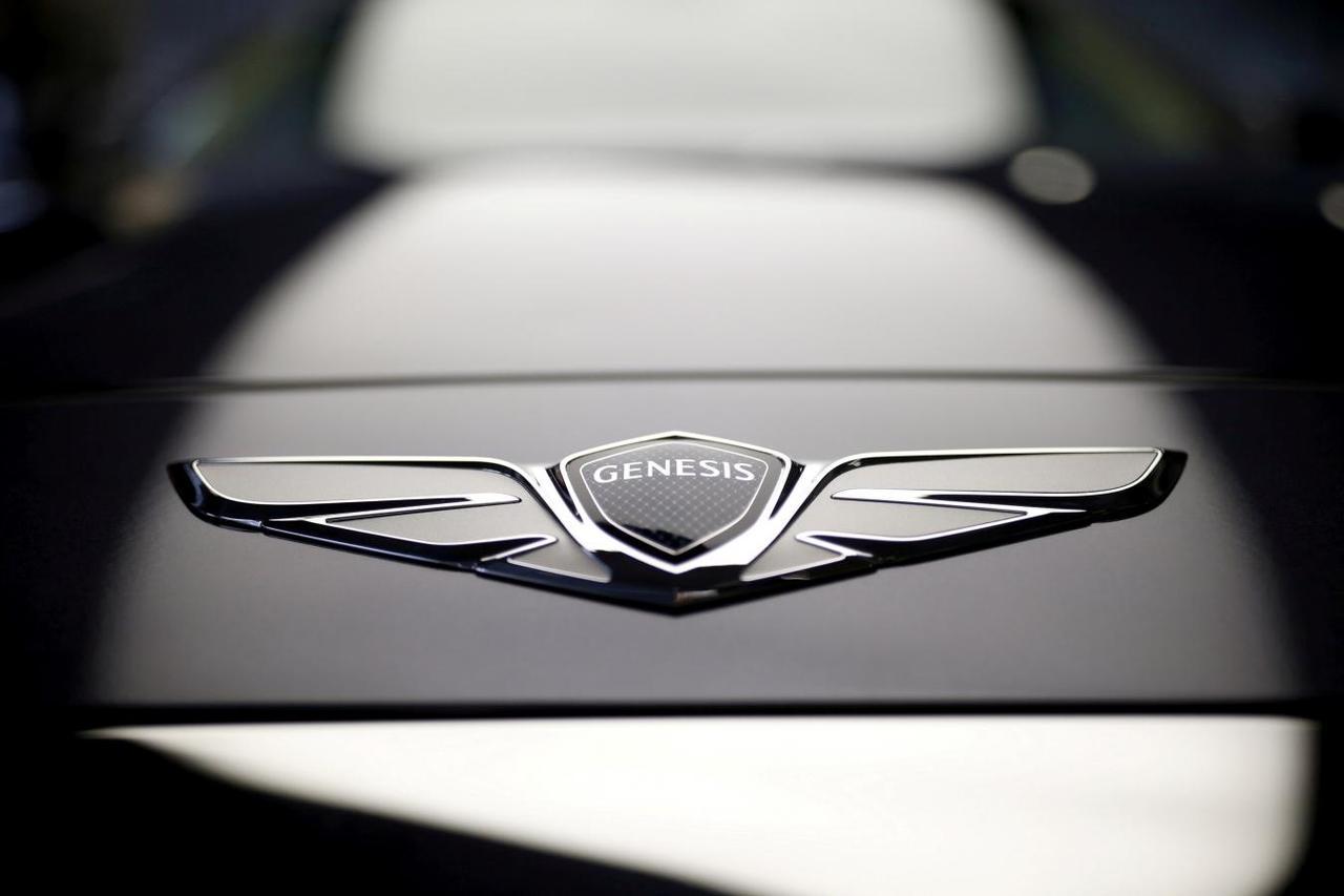 Genesis Car Logo >> Hyundai Motor Plans Luxury Electric Car Under Genesis Brand
