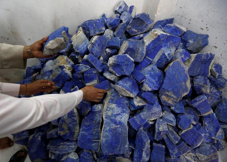 Money from Afghanistan's 'conflict jewels' fuels war: activists