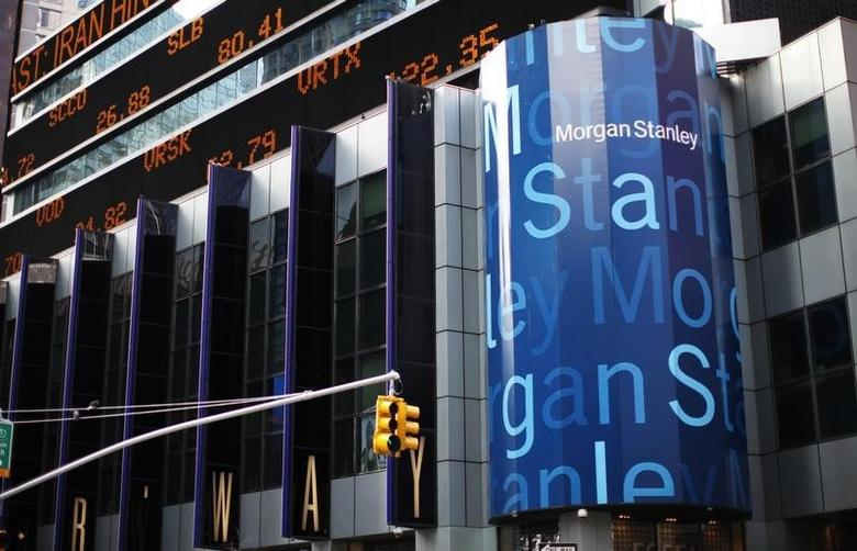 Morgan Stanley seeks approval to offer first U S -listed