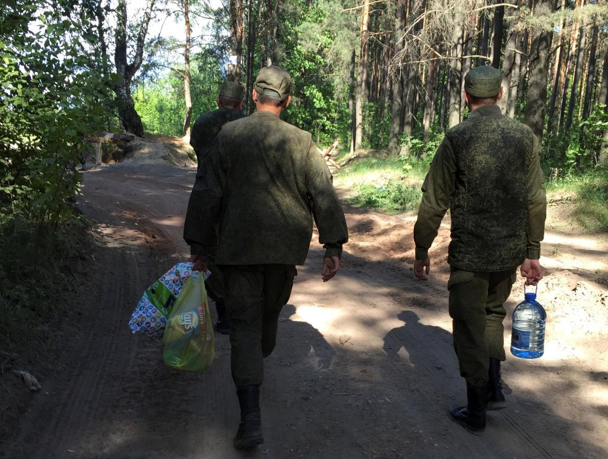 Russia deploys troops westward as standoff with NATO deepens