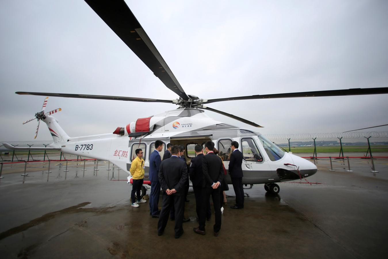 Call the air ambulance: Medical helicopters tipped for