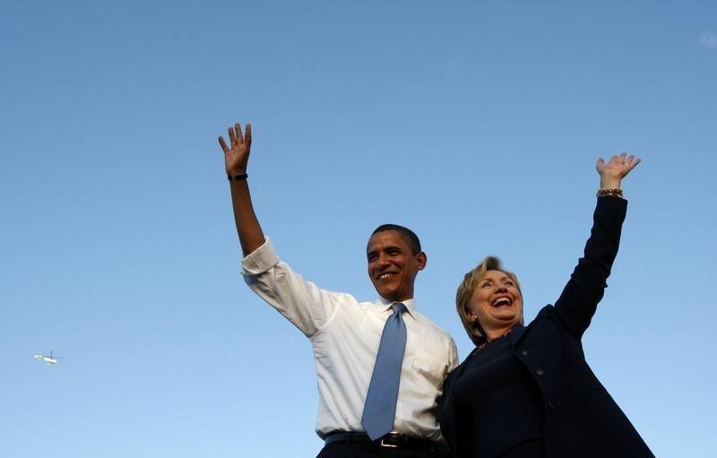 Obama is 'fired up' for Clinton as Democrats seek to unify party