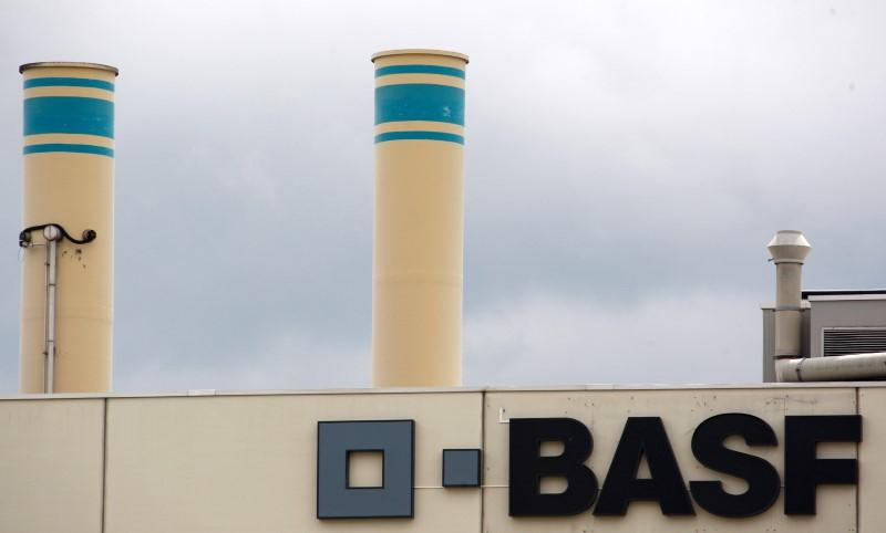 BASF buys Albemarle's surface treatment business for $3 2