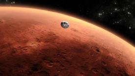 Imagem conceitual de marte feita por artista para NASA.     REUTERS/ NASA/JPL-Caltech/Handout/Files