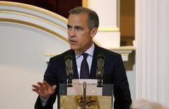 Governor of the Bank of England Mark Carney   in London, Britain June 16, 2016. REUTERS/Neil Hall