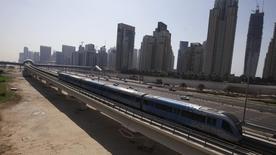 Un consortium emmené par Alston a remporté un contrat de 10,6 milliards de dirhams (2,6 milliards d'euros) pour l'extension du métro de Dubaï. /Photo d'archives/REUTERS/Mosab Omar