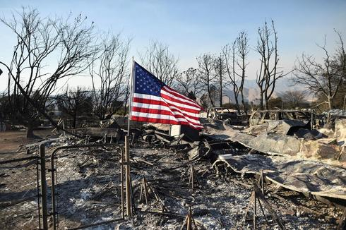 California's deadly Erskine fire
