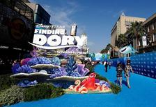 "A general view at the premiere of ""Finding Dory"" at El Capitan theatre in Hollywood, California U.S., June 8, 2016. REUTERS/Mario Anzuoni/File Photo"