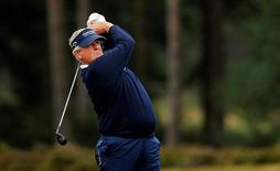 Golf - The Senior Open Championship - Sunningdale Golf Club, Berkshire, England - 26/7/15 Scotland's Colin Montgomerie in action during the final round Action Images via Reuters / Paul Childs