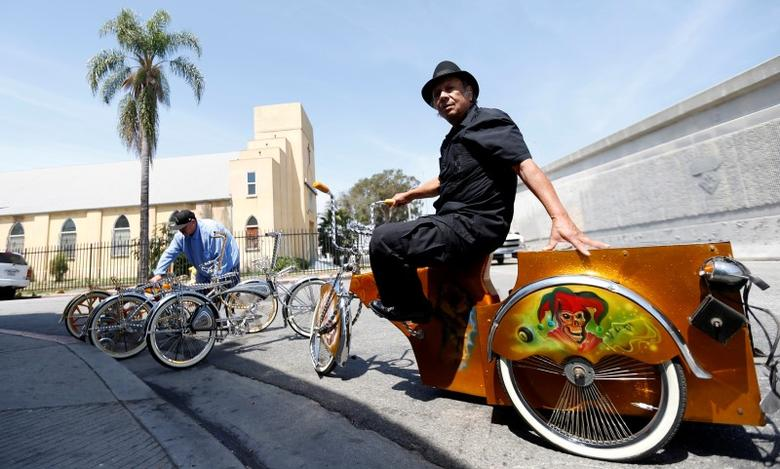 California shop makes lowrider bikes with expertise and