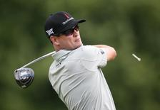Zach Johnson durante torneio em Akron.  1/7/2016.  Reuters/Charles LeClaire-USA TODAY Sports