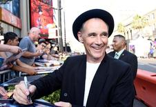 "Cast member Mark Rylance attends the premiere of ""The BFG"" in Los Angeles, U.S., June 21, 2016. REUTERS/Phil McCarten"