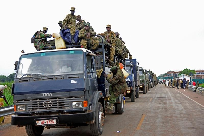Uganda troops in South Sudan to evacuate citizens after