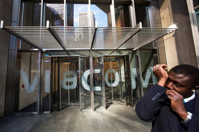 Viacom's top two executives reserve right to resign, look to protect millions in pay