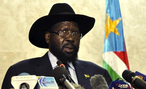 South Sudan's president asks vice president to return to capital