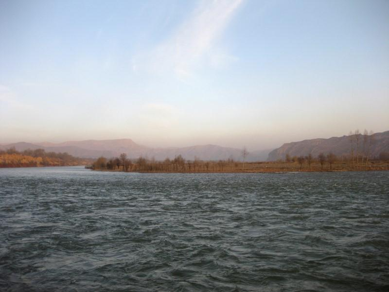 Yellow River yields clues to Chinese legend of ancient 'Great Flood'