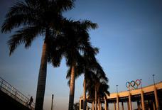 2016 Rio Olympics - Opening Ceremony - Maracana - Rio de Janeiro, Brazil - 05/08/2016. Maracana stadium.                REUTERS/Alkis Konstantinidis