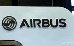 Le Serious Fraud Office (SFO), l'organe chargé de la lutte contre les délits et crimes économiques en Grande-Bretagne, a ouvert une enquête portant sur des soupçons de fraude et de corruption visant Airbus. /Photo d'archives/REUTERS/Denis Balibouse