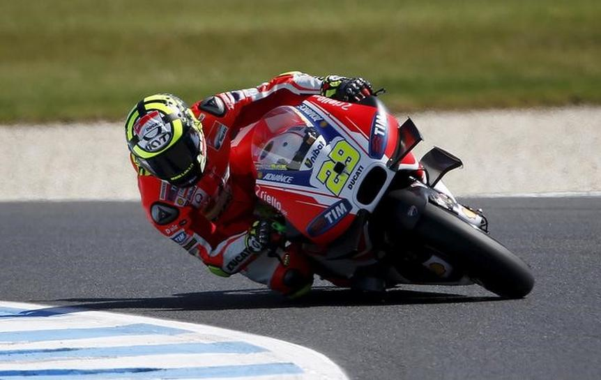 motorcycling: iannone wins for ducati in austria | reuters