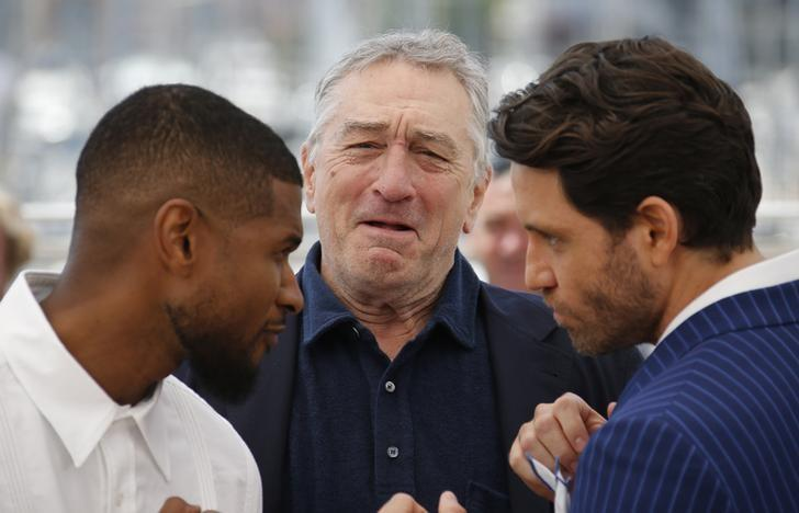 robert de niro gets back into the ring with 39 hands of stone 39 reuters. Black Bedroom Furniture Sets. Home Design Ideas