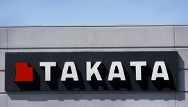 Un camion transportant des airbags de Takata et des composants entrant dans leur fabrication a explosé au Texas la semaine dernière, tuant une femme et faisant quatre blessés. /Photo d'archives/REUTERS/Rebecca Cook