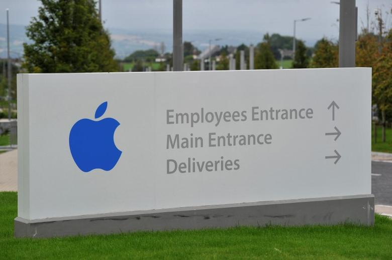Apple Operations International, a subsidiary of Apple Inc, is seen in Hollyhill, Cork, in the south of Ireland August 30, 2016. REUTERS/Stringer - RTX2NL1N