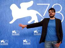 """Director Roan Johnson attends the photocall for the movie """"Piuma"""" at the 73rd Venice Film Festival in Venice, Italy September 5, 2016. REUTERS/Alessandro Bianchi"""