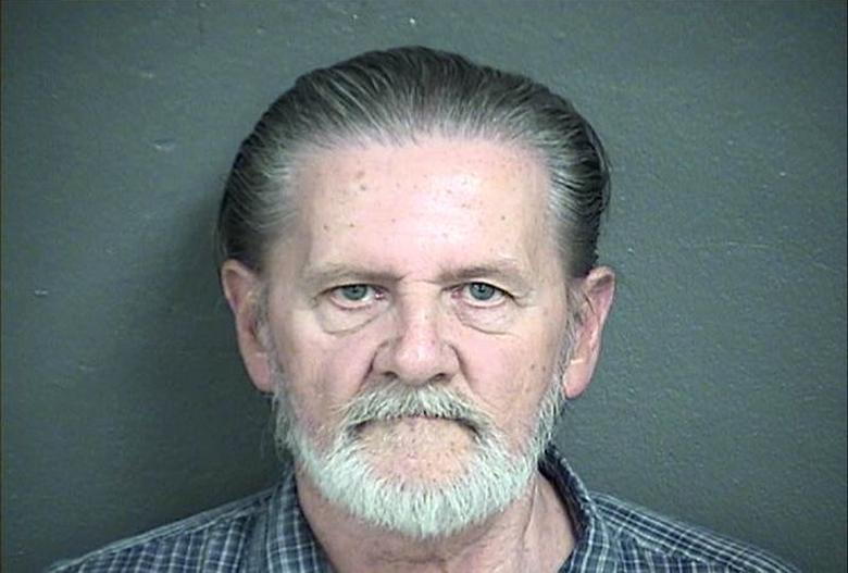 Lawrence John Ripple, 70, is shown in this Wyandotte County Detention Center in Kansas City, Kansas, U.S. released on September 7, 2016.  Courtesy Wyandotte County Detention Center/Handout via REUTERS