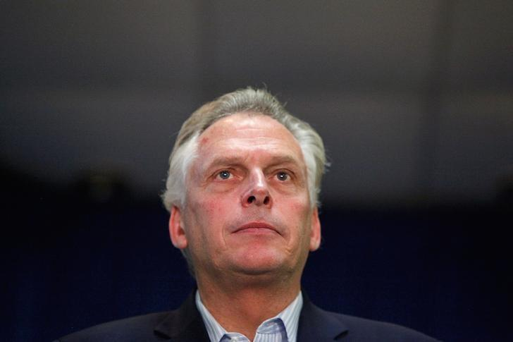 Virginia governor's bid to restore felon voting rights advances