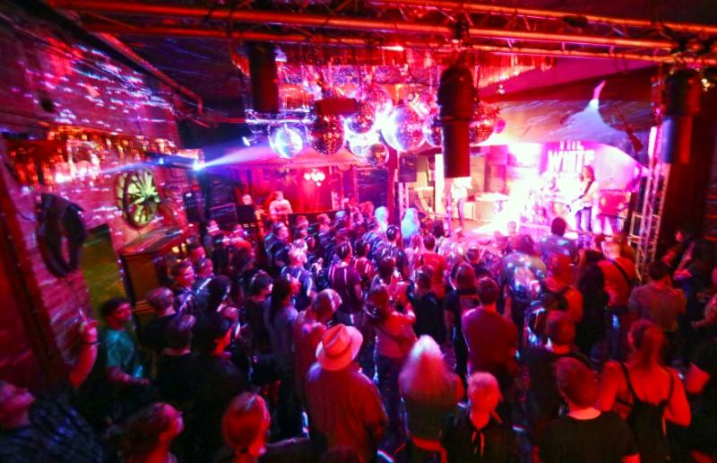 In Berlin, the party goes on despite threat of club closures
