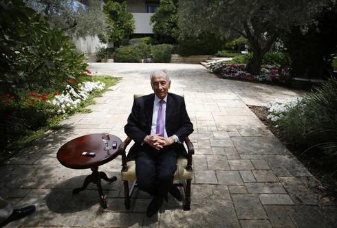 Shimon Peres: 1923 - 2016