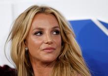 Britney Spears durante evento em Nova York.   28/08/2016    REUTERS/Eduardo Munoz/File Photo