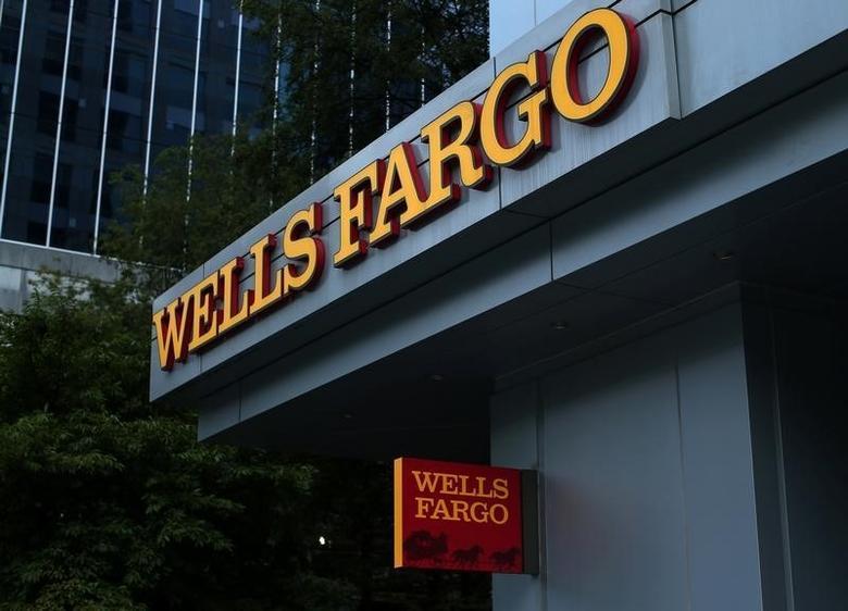 A Wells Fargo Bank is shown in Charlotte, North Carolina, U.S., September 26, 2016. REUTERS/Mike Blake
