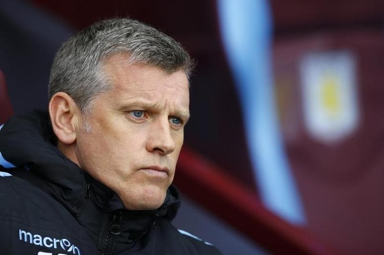 Football Soccer - Aston Villa v AFC Bournemouth - Barclays Premier League - Villa Park - 15/16 - 9/4/16Aston Villa's interim manager Eric BlackReuters / Darren Staples