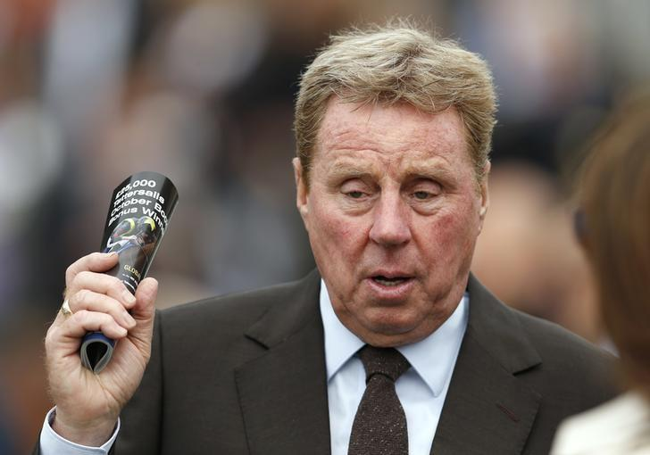 Britain Horse Racing - York Dante Festival - York Racecourse - 11/5/16Harry Redknapp during the festival. Action Images / Lee Smith/ Livepic/ Files