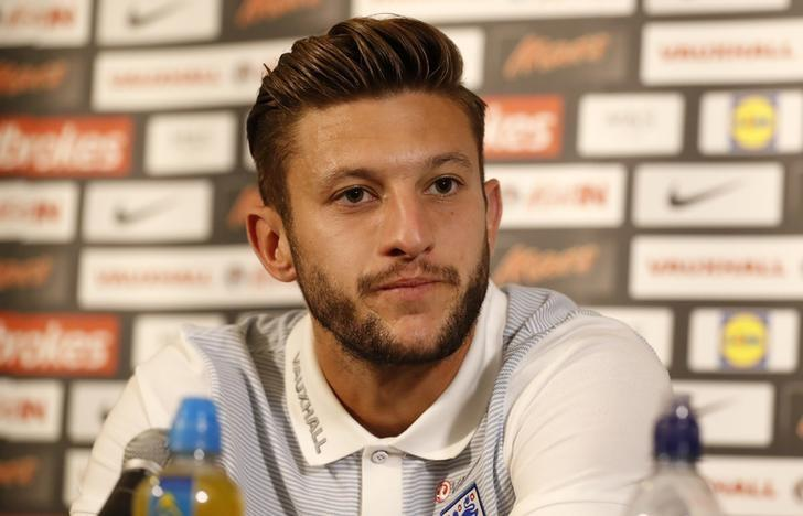 Britain Football Soccer - England Press Conference - St. George?s Park - 30/8/16England's Adam Lallana during the press conferenceAction Images via Reuters / Carl RecineLivepic/Files