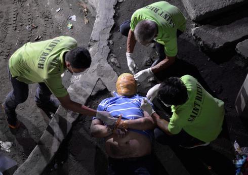 Philippines' deadly drug war
