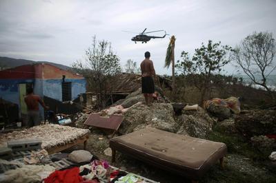 Cuba ravaged by Hurricane Matthew