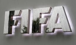 Sede da Fifa em Zurique. 8/6/2016. REUTERS/Arnd Wiegmann
