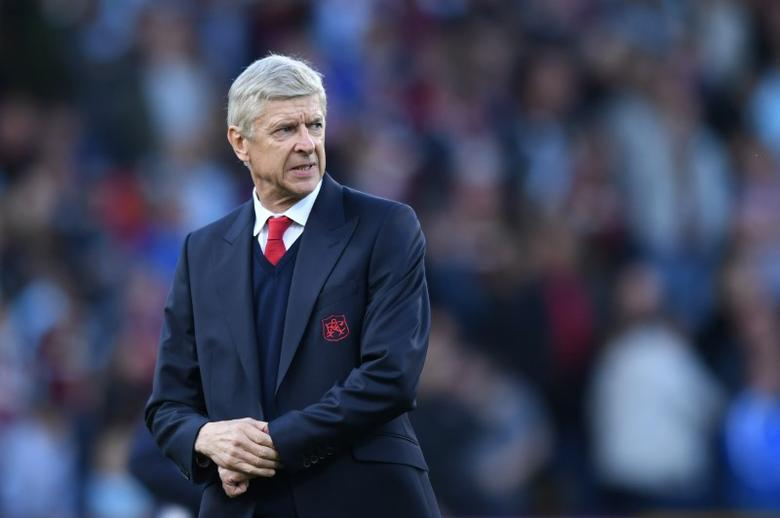 Britain Soccer Football - Burnley v Arsenal - Premier League - Turf Moor - 2/10/16Arsenal manager Arsene Wenger Reuters / Anthony DevlinLivepicEDITORIAL USE ONLY.