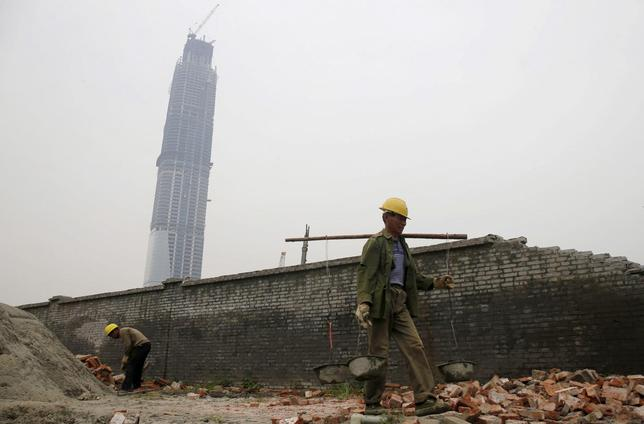 17: The Wuhan Center in Wuhan, China. Height: 1,437 ft. REUTERS/Stringer
